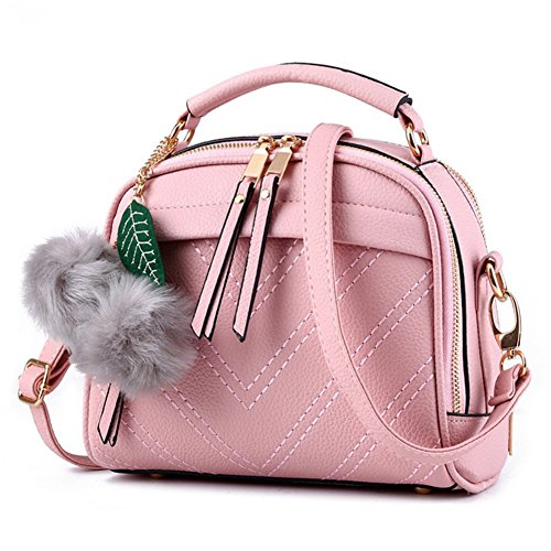 Marchome, Borsa a mano donna Pink
