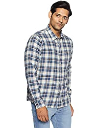 Arrow Sports Men's Checkered Slim Fit Casual Shirts at FLat 70% OFF low price image 1