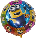 Theme My Party Foil Balloon (Pack of 3)