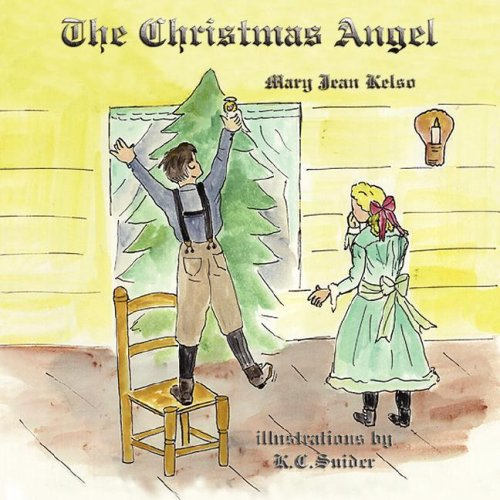 The Christmas Angel (Academic Wings) - Schule Christmas Ornament