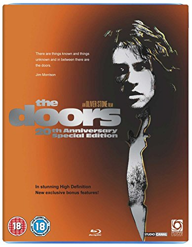 The Doors  (20Th Anniversary Special Edition) [Edizione: Regno Unito] [Reino Unido] [Blu-ray]