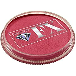 30 gm Diamond FX Essential Face Paint - Pink by Diamond FX Essential Facepaint