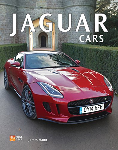 Jaguar Cars (First Gear) (Race Car Vehicle Dynamics)