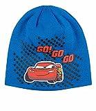 Disney Cars Jungen Mütze - blau - 54