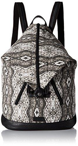 Volcom Cruz Backpack–Mochila, Charcoal, 39x 43x 18cm, 20litros, e6431500chr