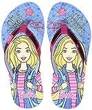 Barbie Girl's Sky Blue Flip-Flops-11 Kids UK/India (30 EU) (STY-18-19-000873)
