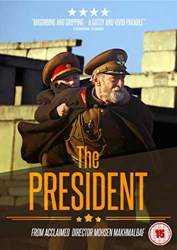 the-president-dvd-uk-import