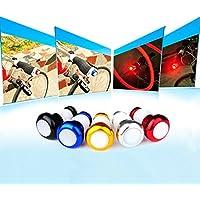 Calli Bar fine manubrio della bicicletta luce ciclismo LED spine segnali di sicurezza