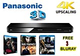 #5: Panasonic BDT380 Smart Network 3D Blu-ray Disc™/ DVD Player ( Free 3 Bluray Movies Worth Rs 2000 )
