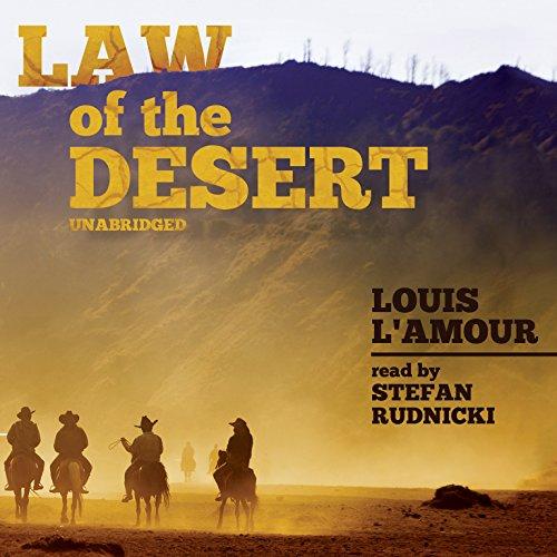 Law of the Desert  Audiolibri
