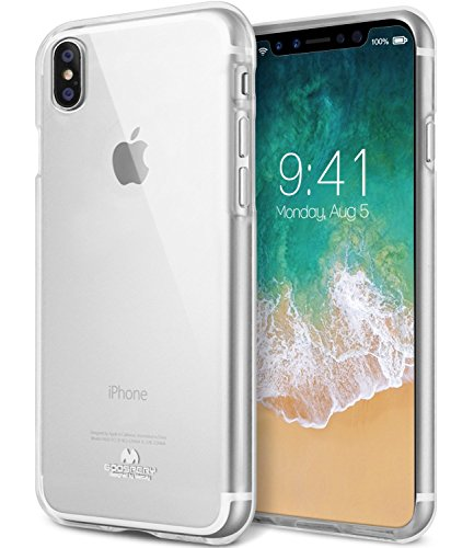 Carcasa transparente para iPhone X