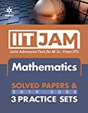 IIT JAM Mathematics Solved Papers and Practice sets 2020