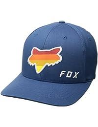 Casquette Fox Draftr Head Flexfit Blue