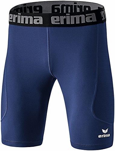 ERIMA Herren Elemental Tight kurz Funktionswäsche, blau (new navy), L
