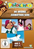 Pinocchio - DVD 3 (Folgen 13-18)