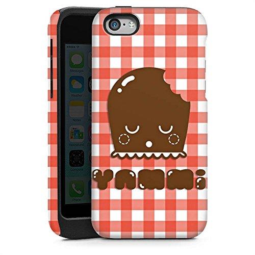 Apple iPhone 6 Housse Étui Silicone Coque Protection Bisou mousseux Dickmann Sucreries Cas Tough brillant