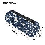tizorax Spinnen Federmäppchen Pen Tasche mit Reißverschluss Münze Organizer Make-up costmetic Tasche für Frauen Mädchen Jungen Teenager Kinder