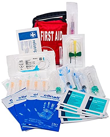 Travel Sterile Medical Pack (inc needles, sutures, cannulas etc...)