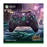 #1: Microsoft Xbox One Wireless Controller - Sea of Thieves (Purple Green)