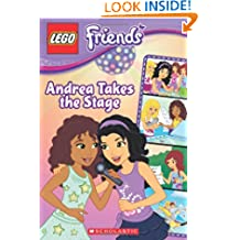 LEGO® Friends Comic Reader #2 : Andrea Takes the Stage