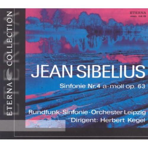 Sibelius, J.: Symphonies Nos. 4 And 6 / The Swan Of Tuonela (Leipzig Radio Symphony, Kegel, Berlin Radio Symphony, Berglund)