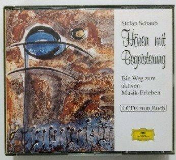Hören mit Begeisterung - 18 Klangbeispiele zum Buch [4 CD Box] (Beethoven-music Box)