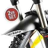 Zefal Deflector Light M Schutzblech MTB Gabel & Hinterbau - 2 Stück