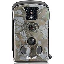 Bestok 5210A 940nm Infrarroja Invisible ángulo Estrecho la Vigilancia Digital Impermeable Rastro Caza Cámara Fauna Salvaje al Aire Libre Ensayo Cámara sin la tarjeta SD