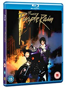 Purple Rain [Blu-ray] [1984] [Region Free]