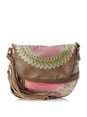 Desigual 21X5097 Mini Tab Galactic Ladies Bag Pink