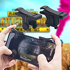 AST Works L1R1 Gaming Trigger Fire Button Smart Phone Mobile Shooter Controller F PUBG BN