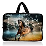 Picture Of New Arrival Horse Universal Sleeve Case Bag + Handle For 7\