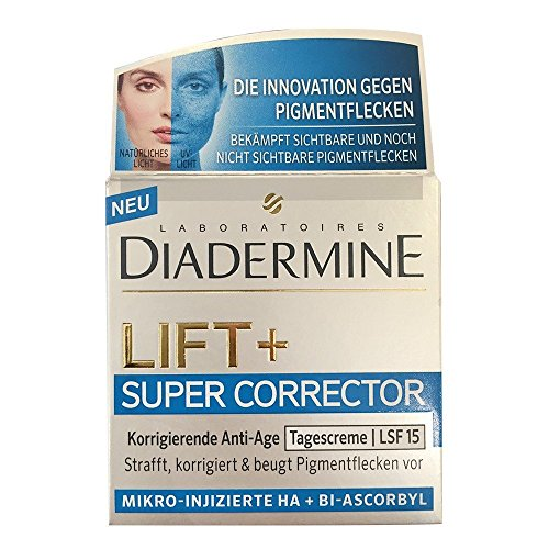 Diadermine Tagescreme Lift+ Super Corrector, 1er Pack (1 x 50 ml)