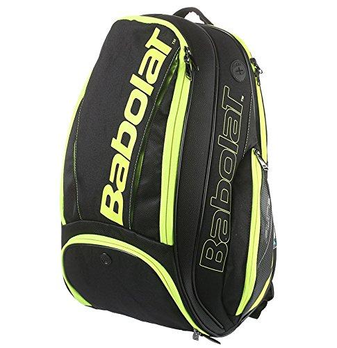 Babolat Backpack Pure Rucksack, Schwarz, 68 x 40 x 20 cm (Babolat-schläger)
