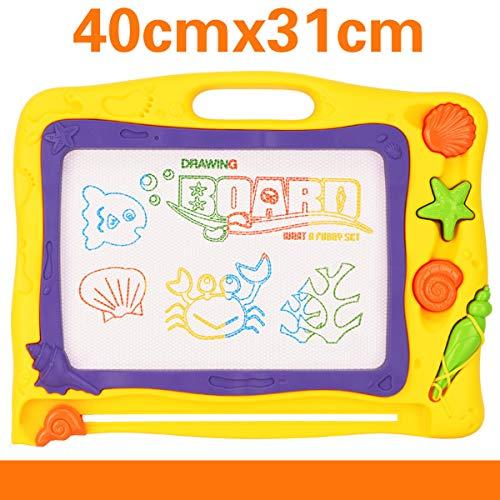 (S+S Ss Magnetisches Schreiben, Malen, Zeichnen, Graffiti-Brett, Spielzeug, Vorschul-Lernwerkzeug, Ocean)