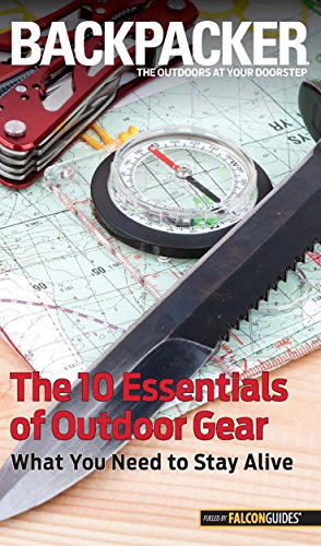 Backpacker Magazine's The 10 Essentials of Outdoor Gear