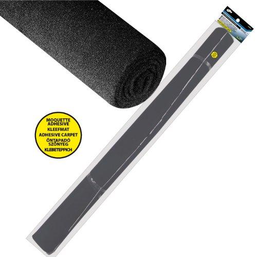 Sdx car audio rif 7085moquette acustica adesiva nera 140x 100cm