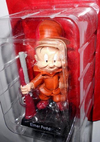looney-tunes-elmer-fudd-personaggio-3d-warner-bros-figure-in-metallo-taddeo