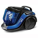 Rowenta RO6941EA X-trem Power Cyclonic Bodenstaubsauger, beutellos, 750 W, 2,5 L, hocheffizienter Filter, schwarz / blau -
