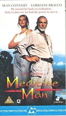Medicine Man - Die letzten Tage von Eden [UK-Import] [VHS]