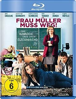 Frau Müller muss weg [Blu-ray]