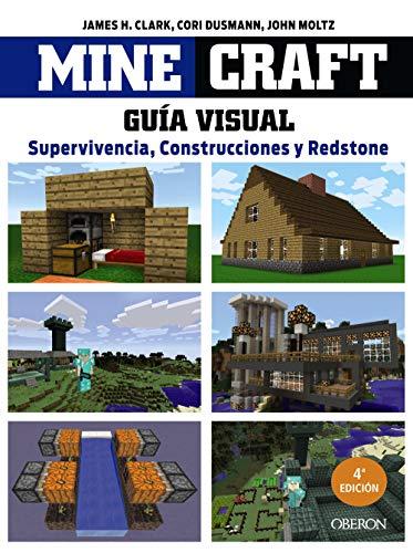Minecraft. La Guía Visual. Supervivencia, Construcciones Y Redstone (Libros Singulares)
