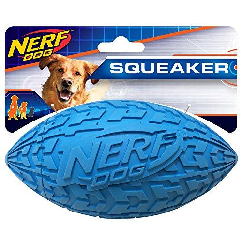 Nerf Dog Tire Quietschen Fußball Hundespielzeug