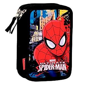 Spiderman- Plumier Triple (Montichelvo 54297)