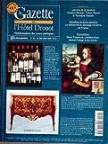 GAZETTE DE L'HOTEL DROUOT (LA) [No 24] du 16/06/2000 - LES PRIX DE LA PEINTURE - G. MOREAU - O. REDON ET R. BRESDIN - LA NAISSANCE DU PAYSAGE MODERNE EN FRANCE - EXPOS - PRASSINOS - KIJNO - POTAGE - GRANDS VINS - CORNELIS VAN CLEVE - ESTAMPILLEE I.P.