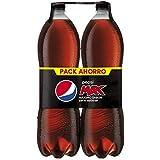 Pepsi Max Zero Azúcar refresco de cola - Paquete de 2 x 2000 ml - Total: 4000 ml