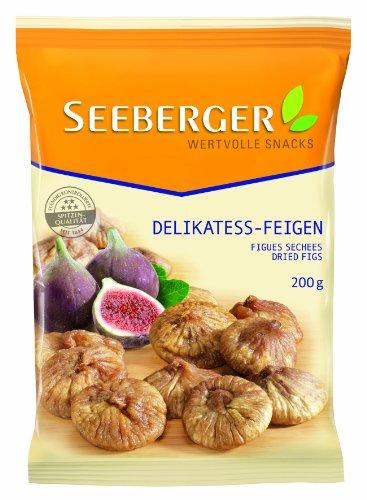 Image of Seeberger Delikatess-Feigen, 3er Pack (3 x 200 g)