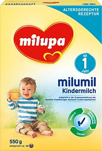 Milumil 1+ latte per bambini - da 1 anno, 550g