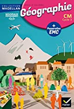 Magellan Géographie CM éd. 2016 - Livre de l'élève de Sophie Le Callenec