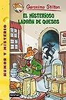 Stilton 36: El misterioso ladrón de quesos: Geronimo Stilton 36: 1 par Stilton